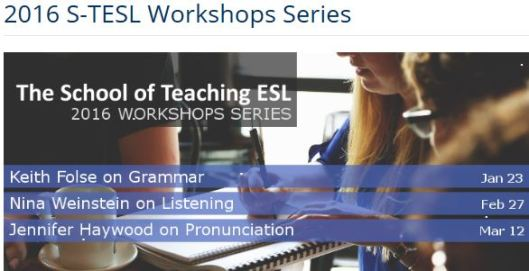 STESL Workshops_2016