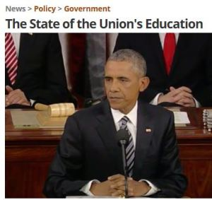 State of Union Address 01/12/16